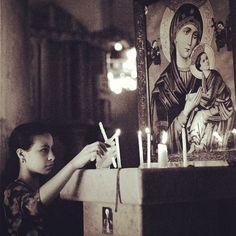 "Saints Sergius and Bacchus Church, also known as ""Abu Serga"" (Old Cairo) - @nolopongo- #webstagram"