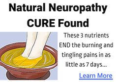 Peripheral Neuropathy, Foot Exercises, Lower Back Pain Relief, Self Treatment, Neuropathic Pain, Diabetic Neuropathy, Natural Health Remedies, Natural Cures, Back Pain