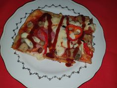 Lulu - Povesti din Bucatarie: Pizza cu de toate Ketchup, Mozzarella, Waffles, Pizza, Breakfast, Food, Morning Coffee, Essen, Waffle