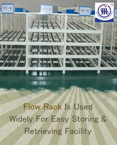 Flow Rack http://www.metalstoragesystems.com