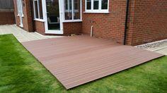First day of ground deck in Ipswich