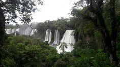 Parque Nacional Iguazu. Misiones, Argentina. 3 Fronteras.