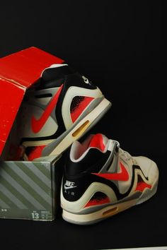 Vintage Nike Air Tech Challenge II Sneakers