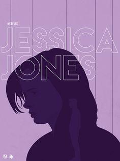 Jessica Jones by mrneedle