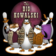 The Big Kowalski by JVZ Designs - Get Free Worldwide Shipping! This neat design is available on comfy T-shirt (including oversized shirts up to 6XL ladies fit and kids shirts), sweatshirts, hoodies, phone cases, and more. Free worldwide shipping available.