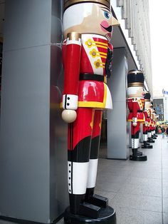 Seen these in New York @ Christmas