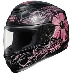 SHOEI - Women's Qwest Goddess Full-Face Motorcycle Helmet - Full-Face - Motorcycle Helmets - Biker - CycleGear - Cycle Gear