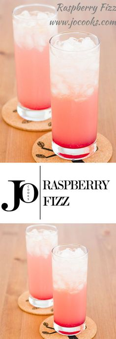 Raspberry Fizz – a perfect refreshing non alcoholic beverage to quench your summer thirst. 4 simple ingredients for this great kid friendly drink.