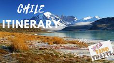 Cities adorned with beautiful paintings, the Atacama - the driest one, volcanoes, Omnipresent Andes Mountains, Amazing marble caves!! And there's a lot more to it - Chile. The unbelievable diversity of Earth's geography, all at one place! http://piesandtravel.com/chile-itinerary/