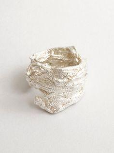 Tumbledown Ring Silver