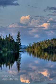 Isle Royale Michigan - Can take ferry from Grand Portage Minnesota....