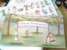 Mary Lundquist Illustration