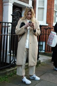 On The Street…. The Blondes of London, London