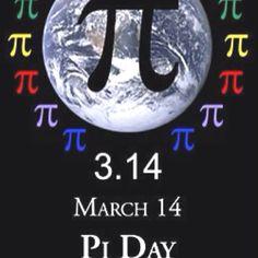 Happy Pi Day! Eat more square pie!
