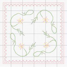 Rainburst Embroidery: Ribbon Embroidery - Briar Rose Pattern