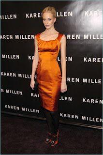 Poppy Delevingne - Karen Millen