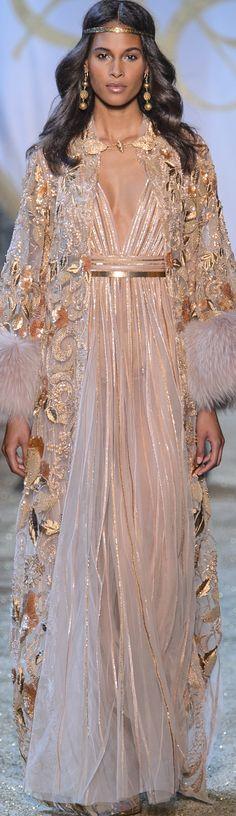 Elie Saab Fall 2017 Haute Couture @michaelOXOXO @JonXOXOXO @emmaruthXOXO #ELIESAAB