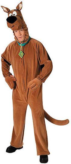 Adult Scooby-Doo Cos