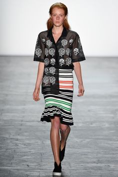 Vivienne Tam Spring 2016 Ready-to-Wear Collection Photos - Vogue