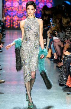 ***Collection ANNA SUI - Winter 2019 - NEW YORK***
