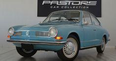 Vw Kharmann Ghia TC 1973 Azul Niágara - Pastore Car Collection