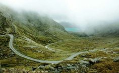 The road to Applecross through Bealach na Ba.. spectacular!  Drove it... loved it.. can't wait to go back!