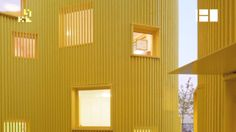 I LIKE Yellow. I LIKE Yellow   'I Like' is an original series on architecture and spatial intervention, developed in a collaboration between...