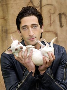 Adrian Brody- Love h