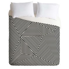 Three Of The Possessed Dazzle Apartment Duvet Cover | DENY Designs Home Accessories