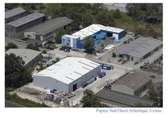 PAPREC D3E à Cestas recycle les déchets d'équipements électriques et électroniques. #deee #environnement - www.paprec.com