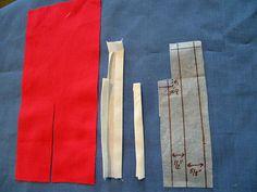 Shirt Sleeve Placket