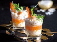 Tartare de Saint Jacques aux œufs de saumon - Recettes
