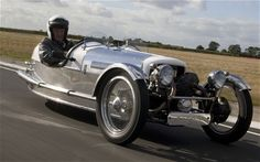 Three-wheelers group test - Telegraph