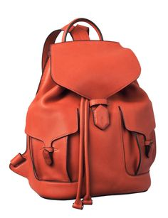 Hermès backpack.