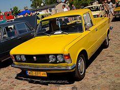 Fiat 125p pick up