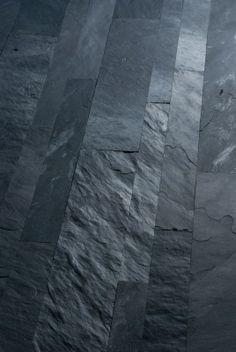 Slate floor #tiles AFRICAN BLUE by ARTESIA® / International Slate Company | #design Francesca Dondero @Artesia Italia