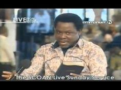 SCOAN 12/04/15: Sermon: Your Situation By TB Joshua. Emmanuel TV - YouTube T B Joshua, Emmanuel Tv, Gods And Generals, Download Gospel Music, Bible, Youtube, Biblia, Youtubers, Youtube Movies