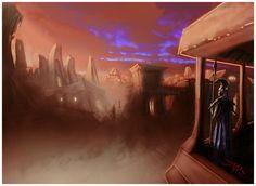 Morrowind by ~Demi-urgic on deviantART