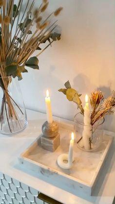 Bedroom Decor For Couples, Cute Room Decor, Aesthetic Room Decor, Diy Candles, Diy Art, Home Crafts, Home Accessories, Diys, Inspiration