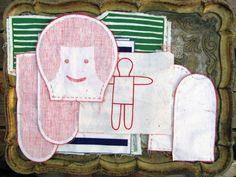 Marimekko Molla Mari DIY Doll Pattern 1970 Rare by HumpAStuff, $65.00