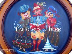 Carolers Three