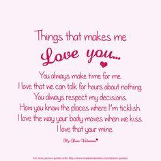 wonderful boyfriend poems