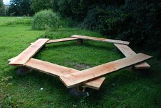 Click on the Projects tab to see lots of interesting natural playground ideas
