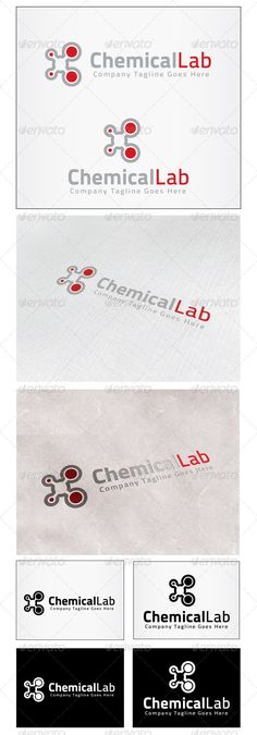 Chemical Lab  Logo Design Template Vector #logotype Download it here: http://graphicriver.net/item/chemical-lab-logo/4075777?s_rank=1774?ref=nexion