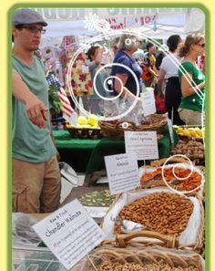 We love the La Jolla Farmer's Market!