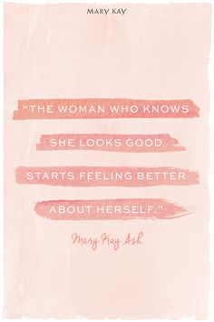 Need some weekend inspiration? We've got you covered. Grab your favorite Mary Kay® products that make you feel beautiful and you will be ready to conquer the world! | Mary Kay Contact me today for your FREE facial and makeover!!