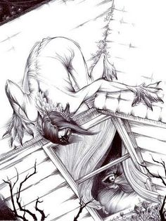 The Navajo Skinwalker -These people are witches that shapeshift into animals using magic animal skins. These people are evil to the core, bent on nothing more than destroying the lives of those around them.