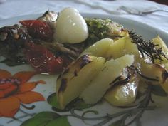 • Agnello al forno con patate - Ricetta Agnello al forno con patate di GnamGnam