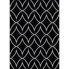 'Ashley' Diamond Design Contemporary Area Rug (3'3 x 4'11) - Overstock™ Shopping - Great Deals on 3x5 - 4x6 Rugs