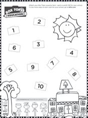 photograph relating to Printable Box Top Collection Sheets referred to as 48 Easiest Box Tops for Schooling Options photos inside 2016 Box
